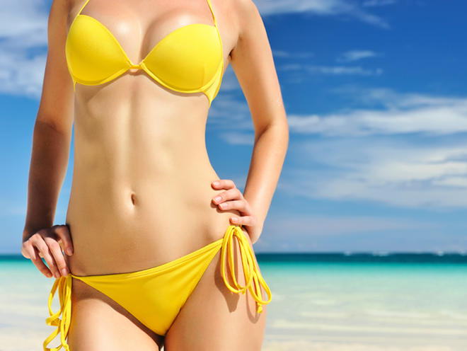 Look Better in Swimsuit; NewBeauty on Good Day New York ...