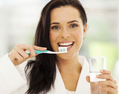 The Truth About Whitening Toothpaste