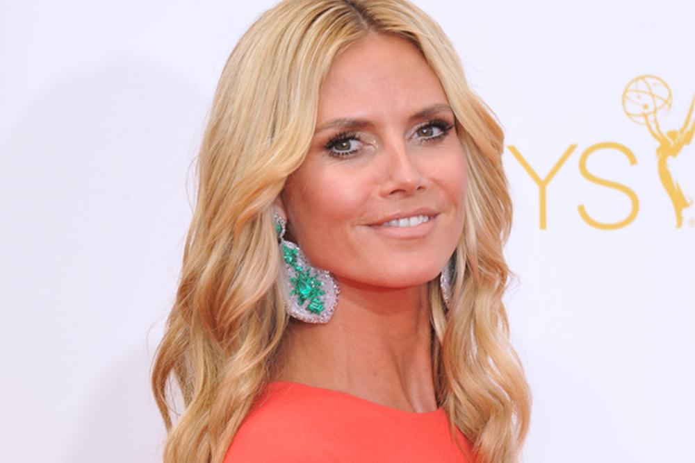 Heidi Klums Dark Under Eye Circles Fix Wrinkles Skin Care