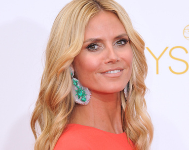 Heidi Klum Uses This Super Instagrammable Patch to Eliminate Dark Under-Eye Circles
