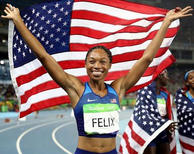 Olympic Gold Medalist Allyson Felix Shares Her Tips for Maintaining Beautiful Skin On and Off the Track