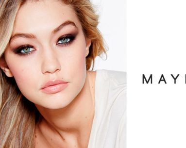 Gigi Hadid is the New Face of Maybelline