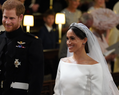Meghan and Harry Just Looked After Their Wedding Guests' Health in a Major Way