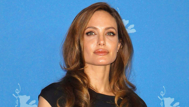 Angelina Jolie Breast Reconstruction Mastectomy, - Breasts - Body -4745