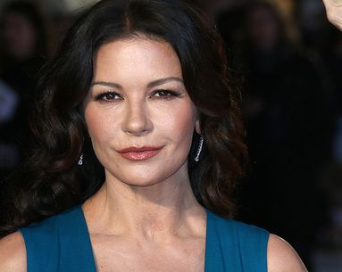 Catherine Zeta-Jones' Incredibly Organized Bathroom Cabinet Reveals Exactly What She Uses for Her Ageless Skin