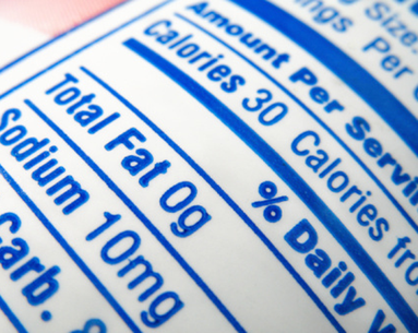 Your Food Labels Have Been Lying to You