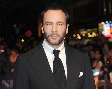 Tom Ford Thinks Men Should Wear Makeup