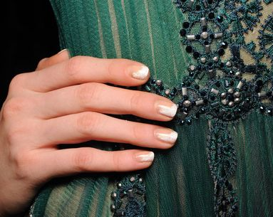 All the Best Nail Looks from Fall 2015 New York Fashion Week