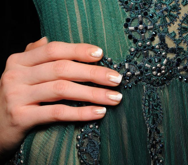New York Fashion Week Nails - Hands + Nails - Body The Beauty ...