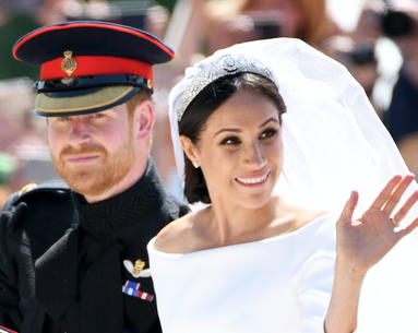 The One Major Way Meghan Markle's Wedding-Day Beauty Look Breaks With Royal Tradition