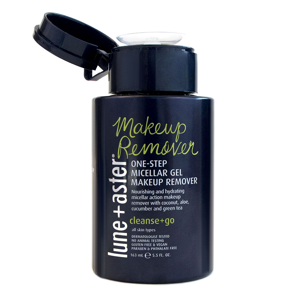 Vegan makeup remover