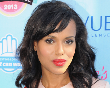 Kerry Washington's Makeup Secret Revealed