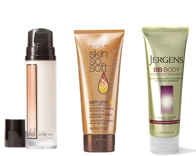 The 6 Best Body BB and CC Creams