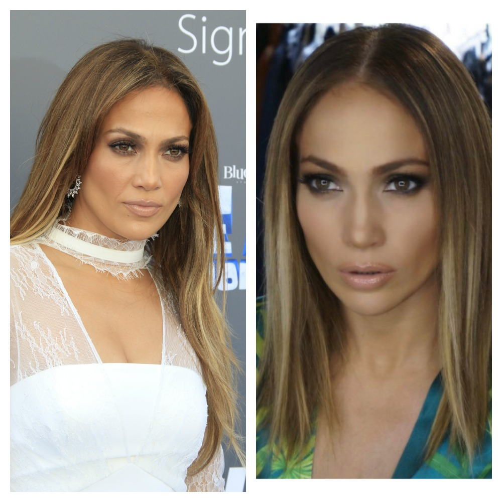 Best Celebrity Hair Transformations Hair Color Hair The Beauty