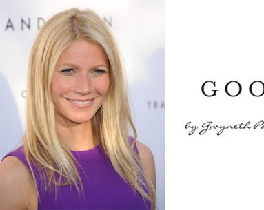 Gwyneth Paltrow Is Launching Her Own Beauty Line