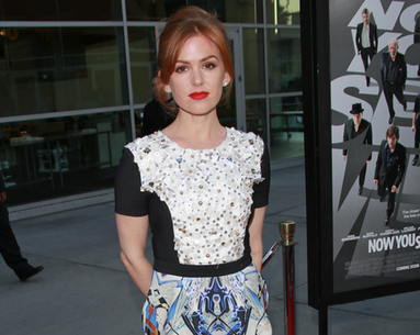 Isla Fisher Embraces Her Post-Baby Body