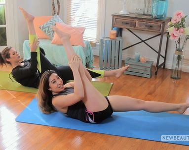 Blogilates Shares Her Favorite Pilates Routine
