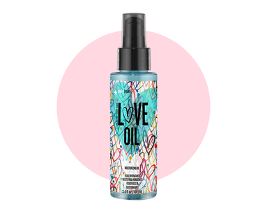 A One-and-Done Oil for Smooth Hair