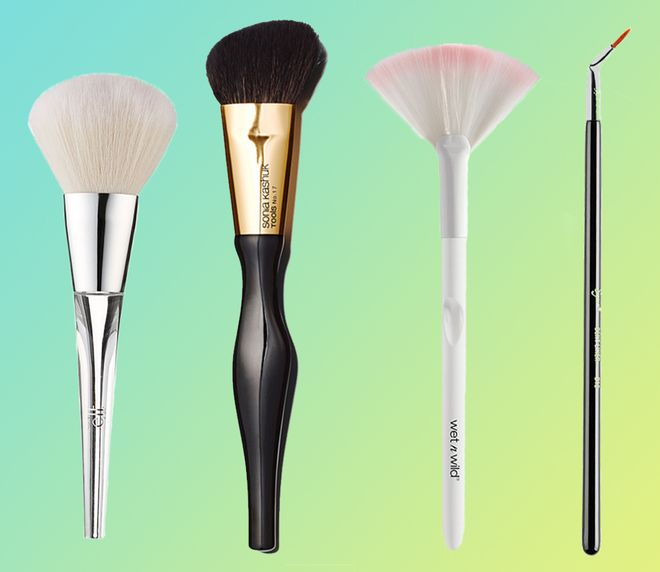 The 10 Best Makeup Brushes Under $20