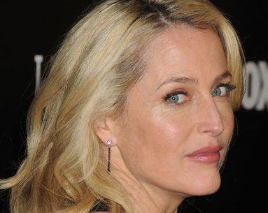 Gillian Anderson Shuts Down Botox Shaming Speculation
