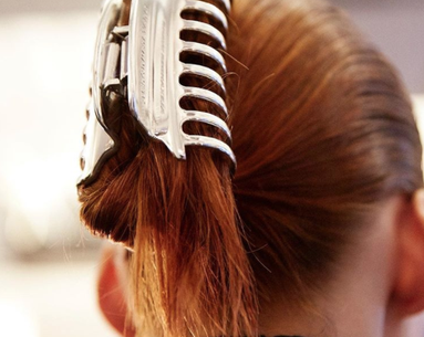 The Easiest Way to Style the $2 Hair Accessories You're About to See Everywhere