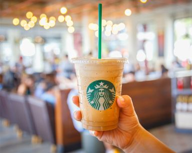 You'll Go Nuts Over This News From Starbucks