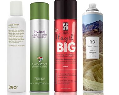 Best Buys: 7 Dry Shampoos That Do More