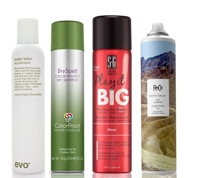 Best Buys 7 Dry Shampoos That Do More Dry Hair Hair The Beauty