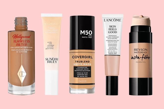 how to make foundation look like skin