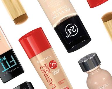 9 Drugstore Foundations Makeup Artists Actually Love