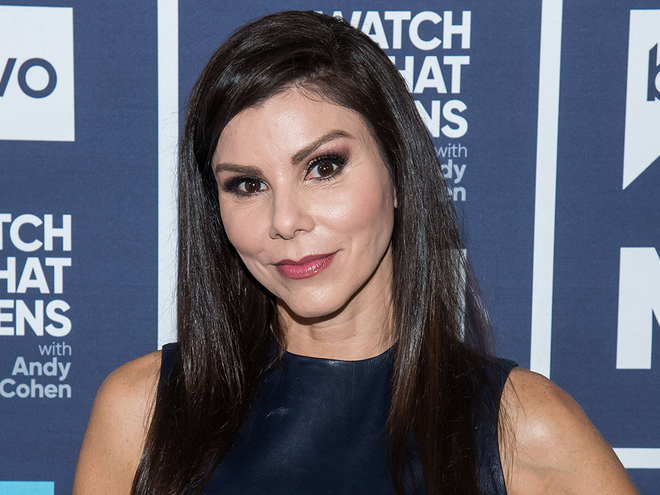Heather Dubrow Has Been Getting Botox For 20 Years Celebrity