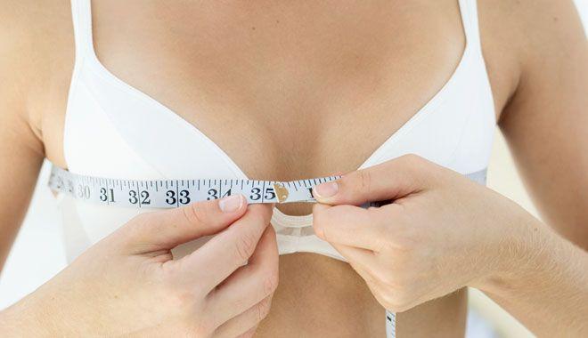 Breast impant sizes