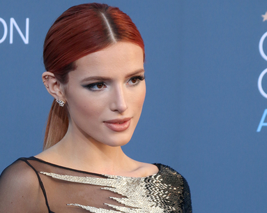 Bella Thorne's Fizzy Green Face Mask Is an Aesthetician Pore-Cleasning Secret