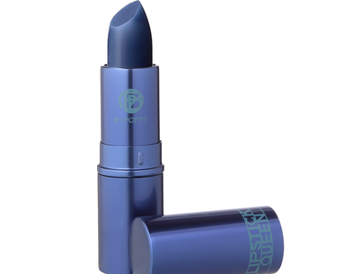 Don't Knock it Before You Try it: Blue Lipstick