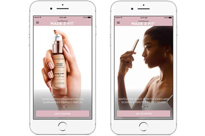 Bareminerals New App Custom Blends Your Perfect Foundation