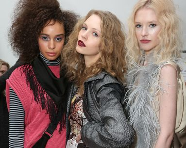 10 Must-See Beauty Looks from NYFW 2014