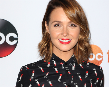 Here's What Camilla Luddington Gave Up to Get Better Skin