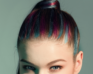 Oil Slicking Is the Newest Brunette Hair Craze You Need to Know for the Holidays