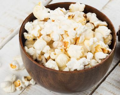 Does Popcorn Cause Tooth Damage?