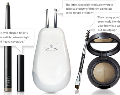 4 Products for Perfect Brows