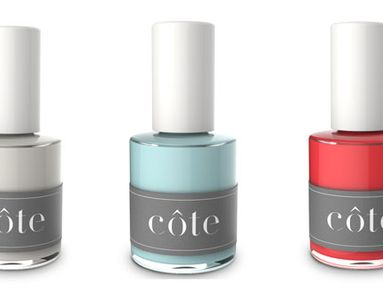 Nail Polish of the Month: côte Spring Collection