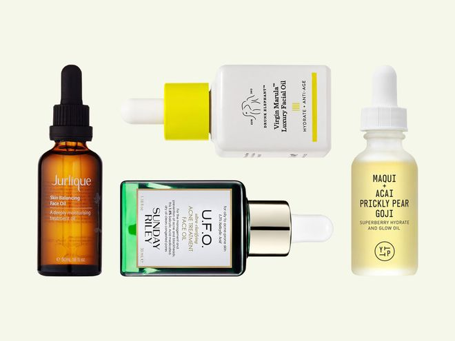 13 Best Face Oils for Acne - How to Use Oil On Breakouts