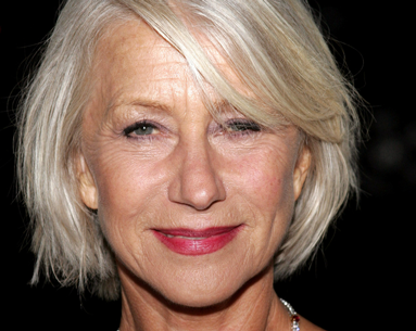 "Helen Mirren Credits ""Shameless"" Kim Kardashian for Changing the Beauty Game"