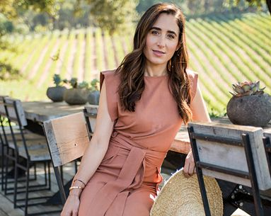 April Gargiulo, Founder of Vintner's Daughter, Shares Her Daily Beauty Routine