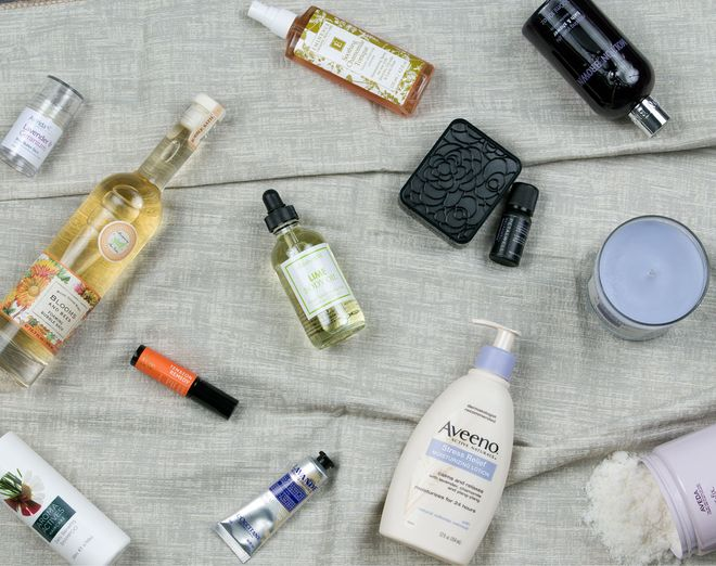 Stress-Relieving Products - Moisturizers