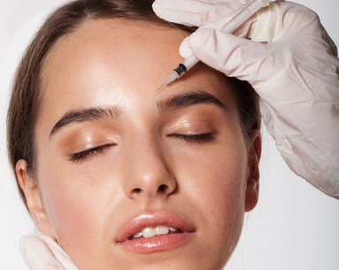 People Are Now Using This Injectable to Lengthen Their Foreheads