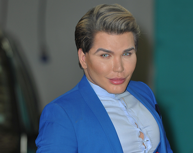 "This ""Human Ken Doll"" Can't Breathe Out of His Nose After 8 Rhinoplasties"