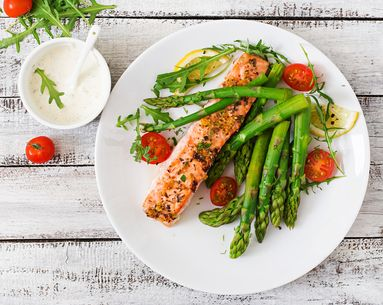 Can Eating a Ton of Salmon Improve Your Skin?