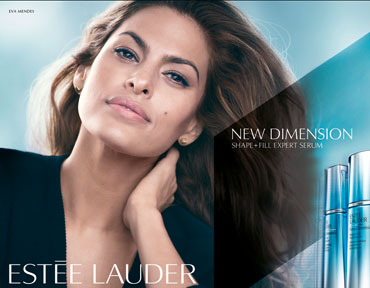 Eva Mendes is the New Face of Estée Lauder's Latest Skincare Collection