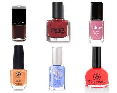 9 Toxin-Free Nail Polish Brands You Need to Know